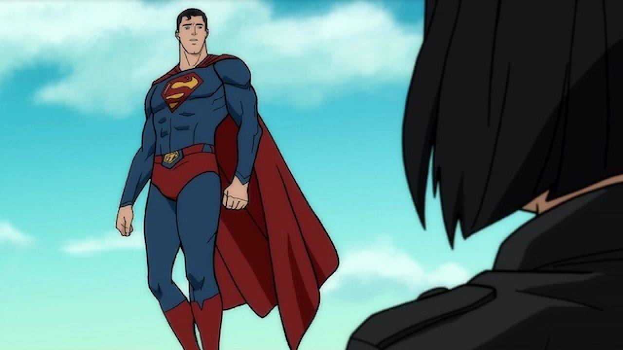 Superman : Man of tomorrow - سوبرمان رجل الغد